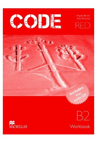 Code Student Workbook RedB2 + Audio
