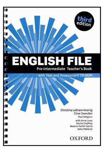 English File: Pre-intermediate: Teacher