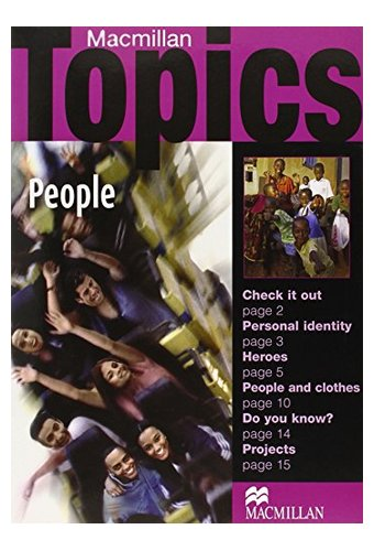 Macmillan Topics: People: Beginner