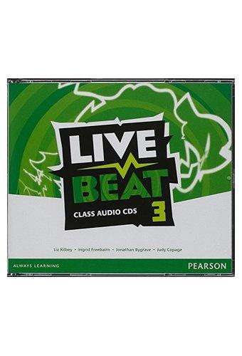 Live Beat: 3 Class Audio CDs