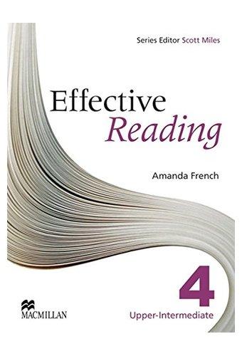 Effective Reading: Student