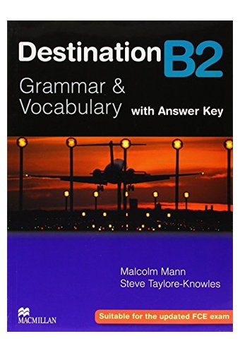 Destination Grammar B2: Student