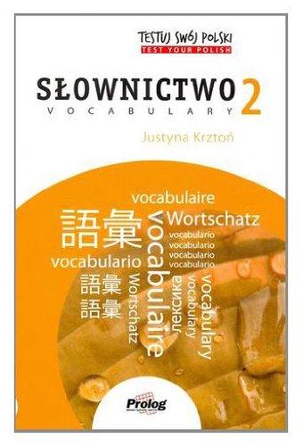 Testuj swoj polski: Slownictwo 2