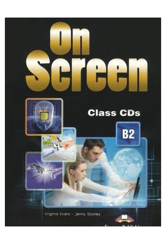 On Screen: B2 Class CDs