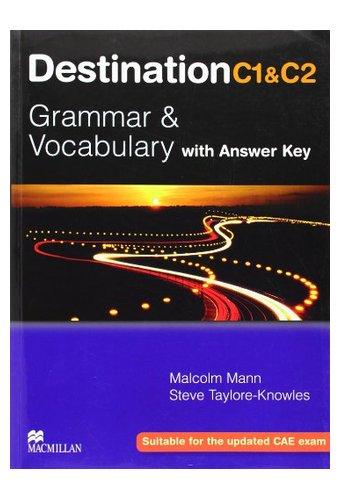 Destination Grammar C1 & C2: Student