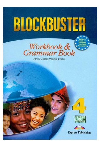 main_51A1gu-NXWL Blockbuster: 4 Workbook & Grammar