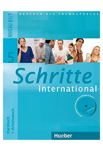 Schritte International: Kursbuch und Arbeitsbuch 5 mit CD zum Arbeitsbuch