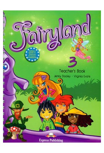 Fairyland: 3 Teacher
