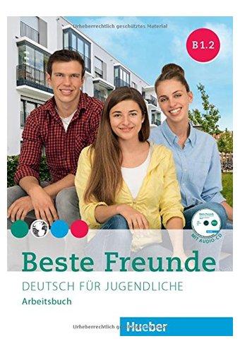main_51EdMwyXD4L Beste Freunde: Arbeitsbuch B1/2 Mit Audio-CD