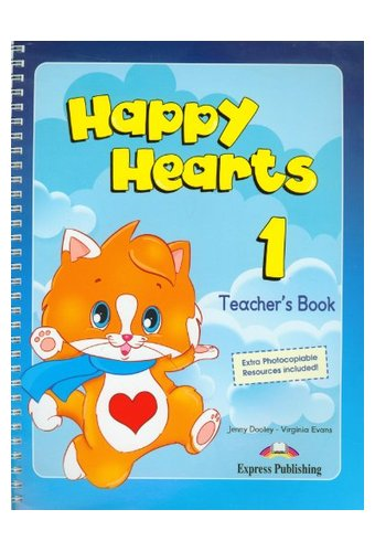 Happy Hearts 1 Teacher
