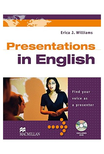 Presentations in English: Student