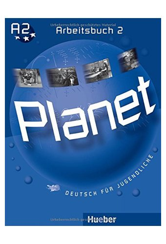 Planet: Arbeitsbuch 2