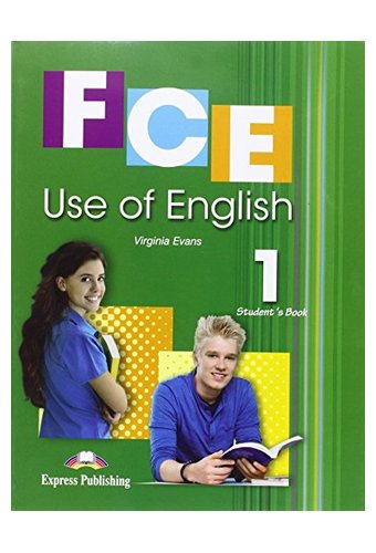 FCE Use of English 1 - Teacher