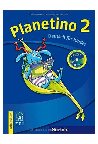 Planetino: Arbeitsbuch 2 MIT CD-Rom