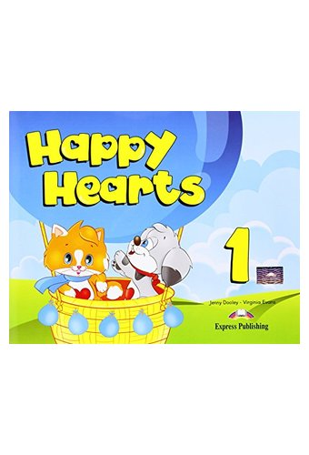 Happy Hearts 1 Pupils Pack Pal