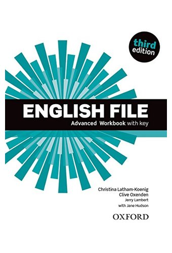 English File: Advanced: Workbook with Key