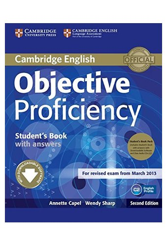 Objective Proficiency Student