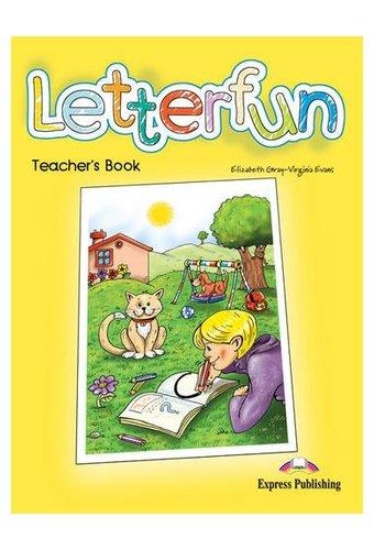 main_51JrA81qlcL Letterfun: Teacher's Book
