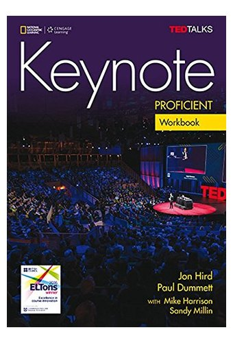 Keynote Proficient - Workbook + WB Audio CD