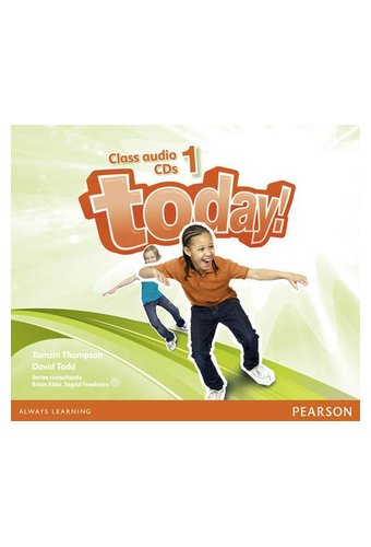 Today! 1 Class CD