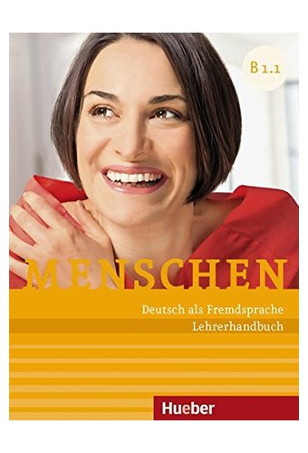 main_51NDfBZyxIL Menschen: Lehrerhandbuch B1 (Paket Lehrerhandbuch B1/1 & B1/2)