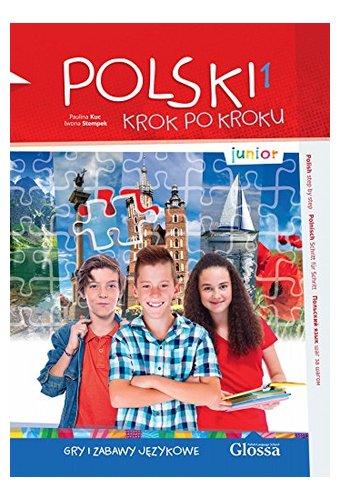 Polski, Krok po Kroku: Gry i zabawy jezykowe (Junior)