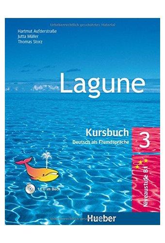 Lagune: Kursbuch mit Audio-CD 3