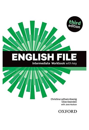 English File: Intermediate: Workbook with key
