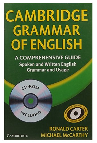 Cambridge Grammar of English Paperback with CD-ROM: A Comprehensive Guide