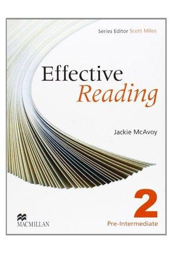 Effective Reading: Pre Intermediate