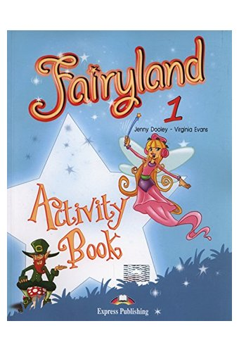 Fairyland: 1 Activity Book