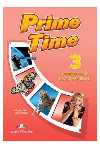 Prime Time: Workbook Level 3