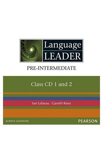 Language Leader: Pre-Intermediate Class CDs