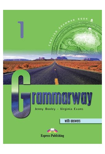 Grammarway: With Answers Level 1