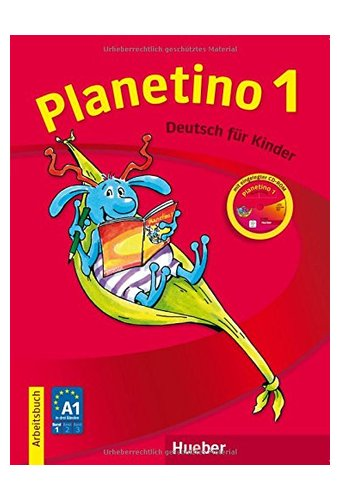 Planetino: Arbeitsbuch 1 mit CD-Rom