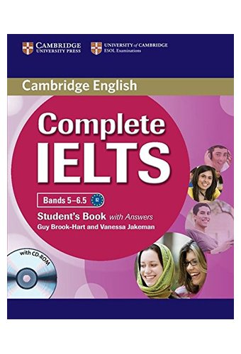 Complete IELTS Bands 5-6.5 Student