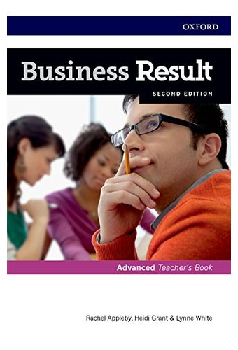 Business Result: Advanced: Teacher