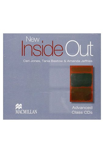 New Inside Out: Advanced Class Audio CDs