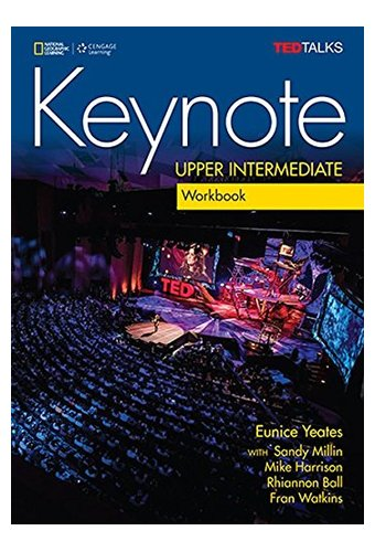 Keynote Upper-Intermediate - Workbook + WB Audio CD