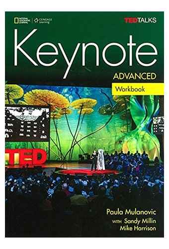 Keynote Advanced - Workbook + WB Audio CD