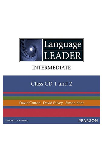 Language Leader: Intermediate Class CDs