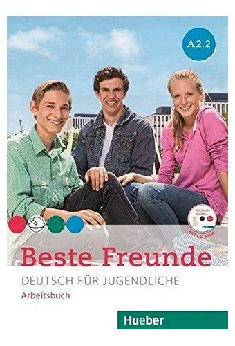 Beste Freunde: Arbeitsbuch A2/2 MIT CD-ROM