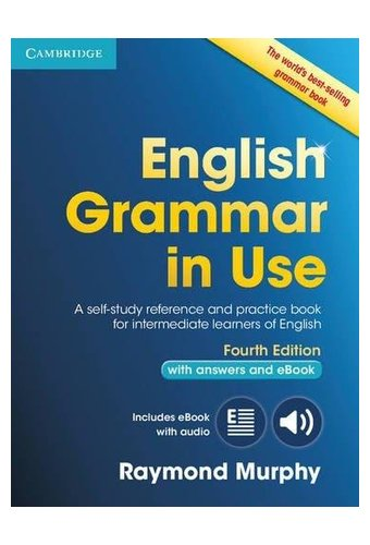 English Grammar in Use - 4th Edition - Book with Answers + Interactive EBook