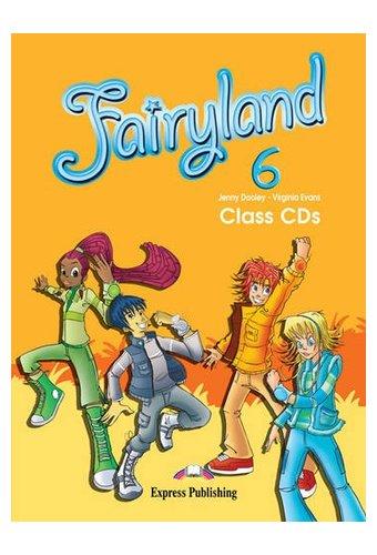 Fairyland: 6 Class CDs