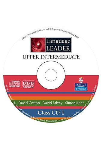 Language Leader: Upper-Intermediate Class CDs