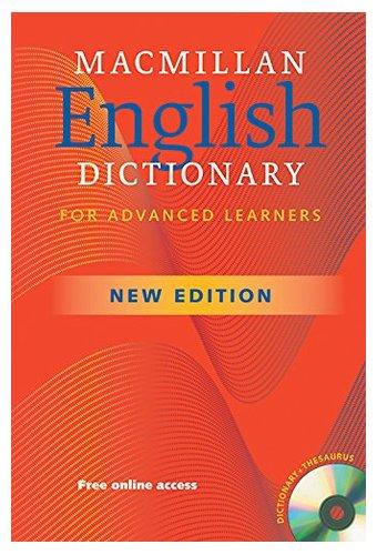 Macmillan English Dictionary for Advanced Learners (Macmillan Elt)