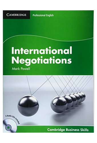 International Negotiations Student