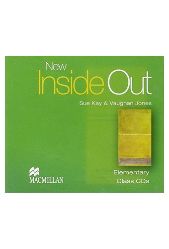 New Inside Out: Elementary Class Audio CD