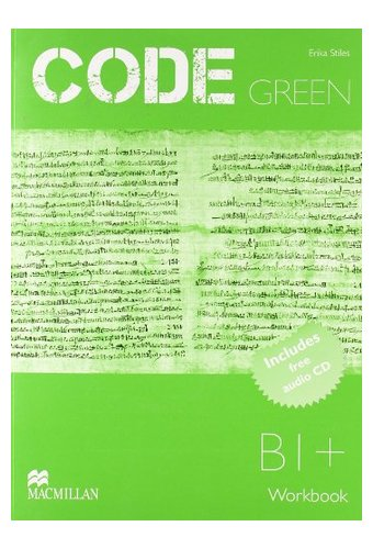 Code Student Workbook +CD Pack Green B1+