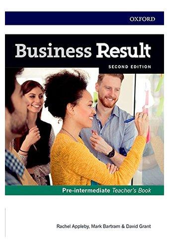 Business Result: Pre-intermediate: Teacher